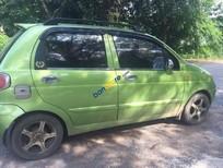 Cần bán gấp Daewoo Matiz SE đời 2004 màu xanh lục, giá chỉ 74 triệu