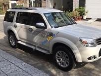 Cần bán Ford Everest 4x2 MT năm sản xuất 2013, màu trắng