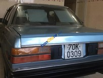 Xe Honda Accord năm sản xuất 1984, màu xanh lam, xe nhập