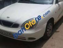 Cần bán gấp Daewoo Nubira năm 2001, màu trắng, giá chỉ 95 triệu