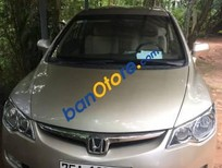 Cần bán Honda Civic AT đời 2008 số tự động