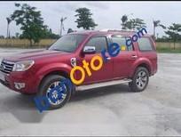 Bán xe Ford Everest đời 2011, màu đỏ như mới, giá chỉ 650 triệu