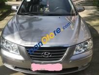 Bán ô tô Hyundai Sonata sản xuất 2010, màu bạc