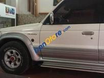 Bán ô tô Mitsubishi Pajero MT đời 1997, màu trắng chính chủ