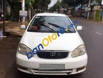 Cần bán xe Toyota Corolla altis 1.8G đời 2002, màu trắng