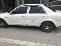 Cần bán xe Mazda 323 sản xuất 2002, màu trắng, xe nhập