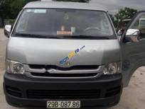Xe Toyota Hiace sản xuất 2008