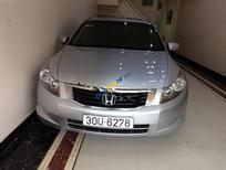 Xe Honda Accord 2.4AT sản xuất 2007, màu bạc