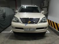 Cần bán xe Lexus GX năm sản xuất 2003, màu vàng