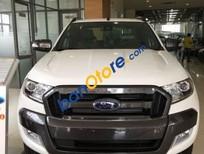 Bán ô tô Ford Ranger Wildtrak 3.2L đời 2017, màu trắng