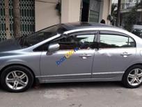 Cần bán Honda Civic 2.0AT đời 2006, màu xanh lam chính chủ
