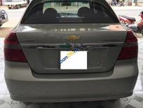 Bán Chevrolet Aveo 1.5MT năm 2012, màu bạc xe gia đình, 280tr