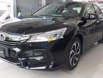 Cần bán xe Honda Accord 2.4AT sản xuất 2017, màu đen, nhập khẩu