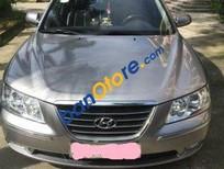 Bán Hyundai Sonata AT đời 2010, màu xám