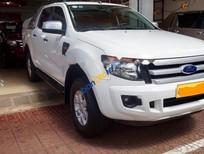 Cần bán gấp Ford Ranger XLS 4x2AT sản xuất năm 2015, màu trắng