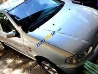 Cần bán gấp Fiat Siena HLX đời 2003, màu bạc, giá 110tr