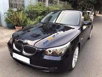 Cần bán lại xe BMW 5 Series 520i sản xuất 2009, màu xanh lam