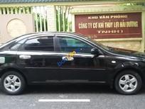 Cần bán xe Daewoo Lacetti năm sản xuất 2008, màu đen