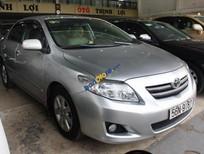Cần bán Toyota Corolla Altis 1.8G năm 2009, màu bạc