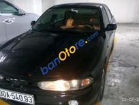 Bán Mitsubishi Galant MT sản xuất 1998, màu đen, nhập khẩu, giá tốt