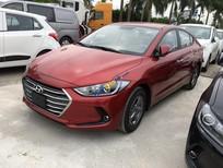 Bán Hyundai Elantra All New 2017, màu đỏ, trả góp đưa trước chỉ 100Tr nhận xe