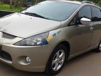 Cần bán Mitsubishi Grandis Limited năm 2006, màu vàng