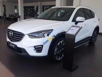 Cần bán Mazda CX 5 Facelift 2.0AT năm 2017, màu trắng
