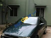 Bán xe Fiat Siena đời 2001, màu xanh lục