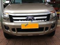 Cần bán gấp Ford Ranger XLS 4x2MT năm 2015, màu vàng, nhập khẩu
