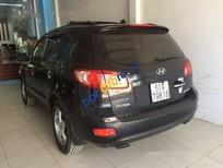 Bán xe Hyundai Santa Fe AT sản xuất 2008, màu đen