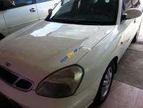 Xe Daewoo Nubira sản xuất 2003, màu trắng