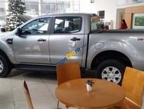 Bán Ford Ranger đời 2017, màu xám (ghi), giá tốt, tặng thêm phụ kiện, hotline 0942552831