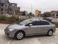 Cần bán lại xe Honda Civic 1.8MT năm sản xuất 2008, màu xám