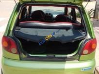 Cần bán gấp Daewoo Matiz 2007, màu xanh