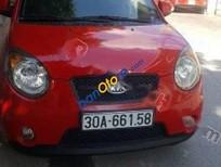 Bán Kia Morning SLX đời 2009, màu đỏ, nhập khẩu