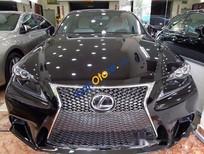 Bán Lexus IS FSport năm 2015, màu đen, xe nhập