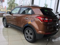 Cần bán xe Hyundai Creta năm 2017, màu nâu, nhập khẩu