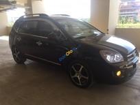 Cần bán Kia Carens SX năm 2009, màu đen xe gia đình, giá chỉ 380 triệu
