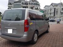 Cần bán gấp Hyundai Grand Starex đời 2015, màu xám, nhập khẩu số sàn, giá tốt