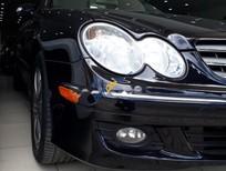 Bán Mercedes CLK 350 đời 2007, màu đen, xe nhập, giá chỉ 780 triệu