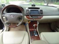 Cần bán xe Toyota Camry 3.0 đời 2002 xe gia đình