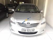 Cần bán Toyota Vios E đời 2010, màu bạc