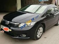 Bán xe cũ Honda Civic 2012 phom mới 1.8 MT, đăng ký lần đầu 3/2013