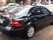Xe Ford Mondeo 2.5AT sản xuất năm 2003, màu đen