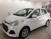 Cần bán xe Hyundai Grand i10 1.2 2017, màu trắng, nhập khẩu