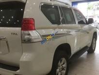 Cần bán gấp Toyota Prado TXL đời 2010, màu trắng, nhập khẩu