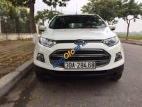Xe Ford EcoSport AT năm sản xuất 2014, màu trắng