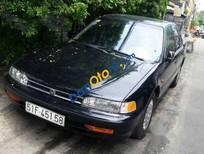 Bán xe Honda Accord MT đời 1993, màu đen chính chủ