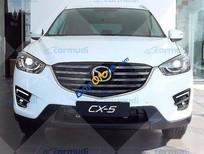 Cần bán Mazda CX 5 2WD sản xuất 2017, màu trắng, xe nhập, giá 880tr