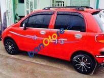 Xe Daewoo Matiz MT sản xuất năm 1999, màu đỏ